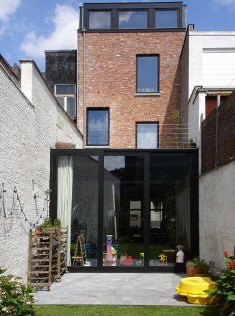 verbouwing burgerwoning | Radar Architecten