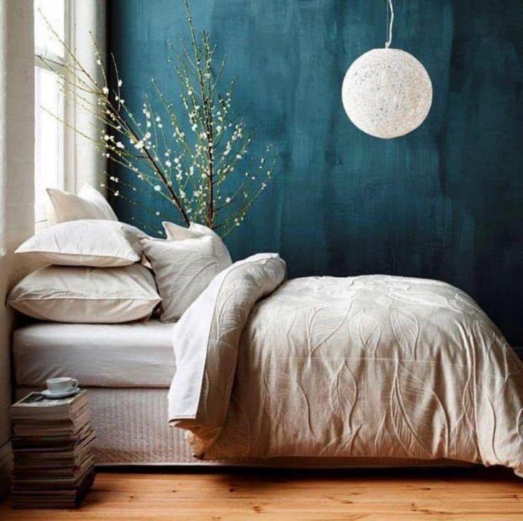Bleu Canard 33 Manieres De L Adopter Deco Chambre Bleu