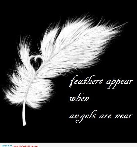 November 23: I am thankful for guardian angels and the loved ones they have protected. Have you ever had an angel experience?