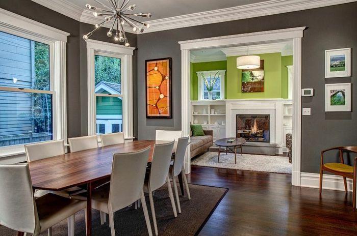 2106 best cuisine images on pinterest - Idee de peinture pour salon et salle a manger ...