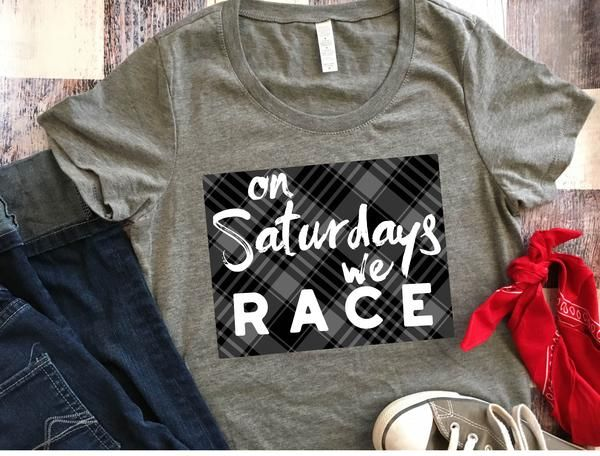 Celebrate your love of Saturday nights at the dirt track with this super soft women's t shirt. Dirt track racing is growing in popularity and is becoming more t