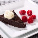 Decadent Flourless Chocolate Cake Recipe