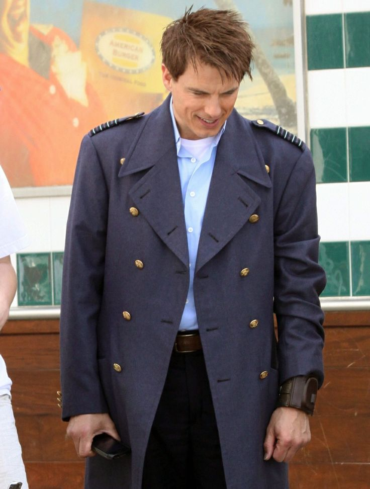 Jack Harkness (Doctor Who, Torchwood)