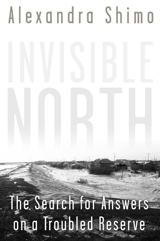 Author Alexandra Shimo suffered post traumatic stress disorder after visiting Kashechewan, a Canadian fly-in reserve. She talks with us about her experience in this WordPress Discover interview.