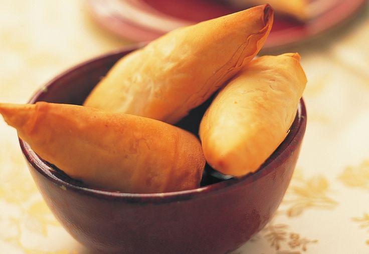 baked samosas | Appetizers | Pinterest
