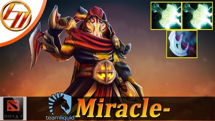 Miracle → Juggernaut 7.00 ♦ Dota 2 Pro Gameplay |Full Game
