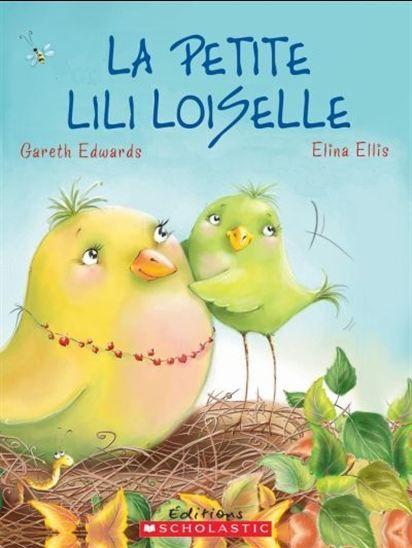 La petite Lili Loiselle étouffe dans le nid familial. Un jour, elle prend ses chaussons et sa brosse à dents et part à la recherche d'un nouveau nid. Elle trouve un grand et charmant nid qui semble vide, à l'exception d'un très gros oeuf... Une charmante histoire, magnifiquement illustrée par Elina Ellis.