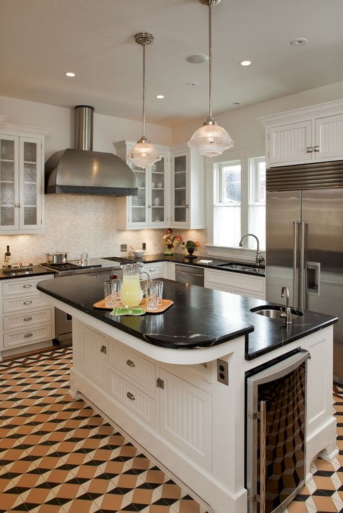 Pin by sarah eyzen on home pinterest for 2 level kitchen island