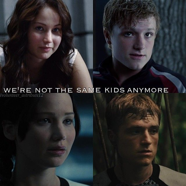 :( .....yup, repinning this cuz you can definitely see the change...especially in Peeta (his eyes).