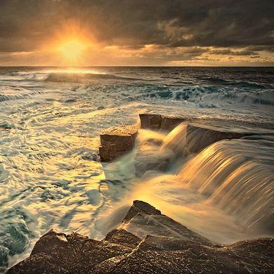 Wavefalls 2, Merimbula, NSW