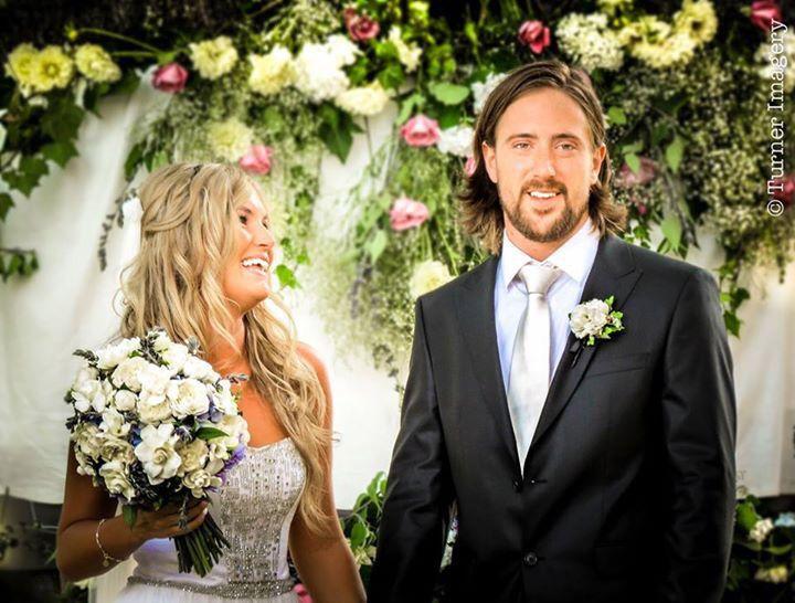 Jay and Sarah's wedding