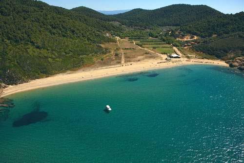 Aselinos Beach, Skiathos, Sporades Island Complex, Greece