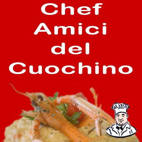 """Il Gruppo """"Chef Amici del Cuochino"""" dove troverete tutti gli iscritti (al momento 396) con il collegamento al loro Blog"""
