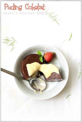 HESTI'S   KITCHEN : yummy for your tummy: Puding Cokelat  ala KFC
