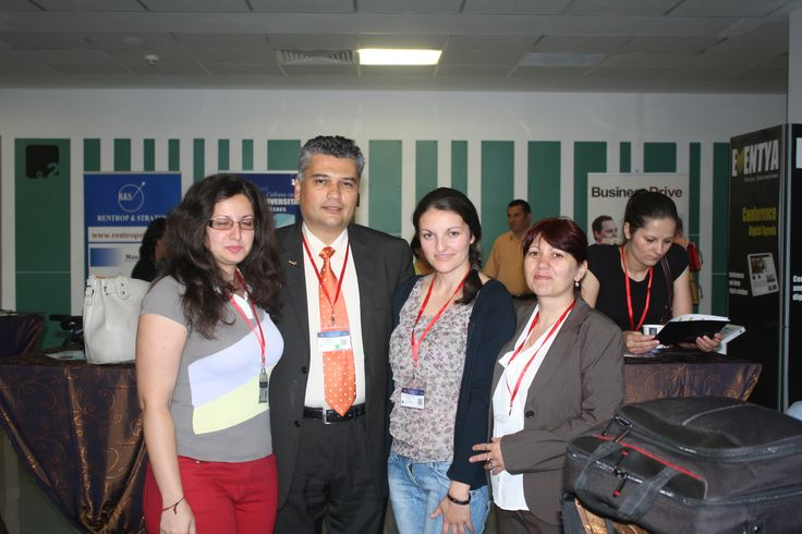Young partners. Craiova