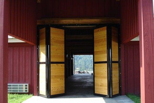 Horse Barn Doors | Rockin J Equine