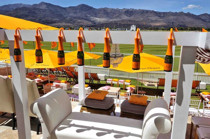 Veuve Clicquot Masters Polo 2015, Val de Vie Estate   INDWE MAGAZINE  7th March  Avowed as one of Cape Town's most anticipated annual events, the Veuve Clicquot Masters Polo 2015 is a luxury lifestyle and polo affair drawing socialites, fashion cognoscente, celebrities and equestrian lovers.