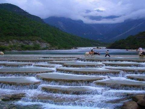 Moon Valley, China
