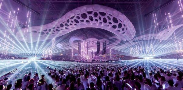 世界一美しいEDMフェス!完全白世界のNo.1クラブイベント[SENSATION]が日本に着弾! ソラトニワ | soraxniwa