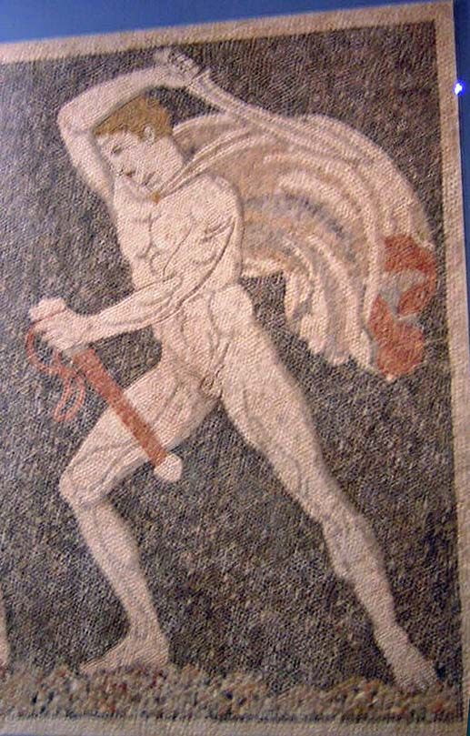 Craterus One Of Alexander S Generals Here On A Mosaic In