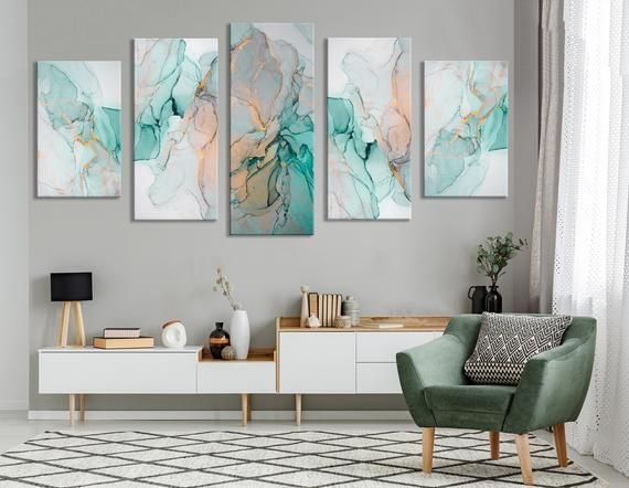 Modern Wall Art Large Marble Print Abstract Marble Canvas Marble Artwork Large Wall Art Large Abstract Canvas For Office Wall Decor Office Wall Decor Modern Wall Modern Wall Art