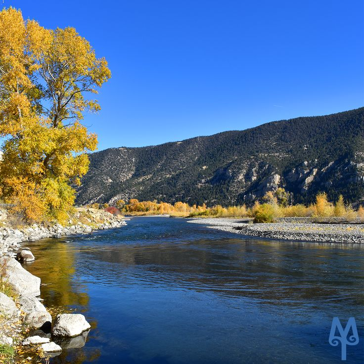 Fall on the Yellowstone River, Paradise Valley is a special time and place. Research the Yellowstone before you even arrive to fly fish these heavenly waters. Explore Montana Treasures' Free Yellowstone River Photo Map, today!