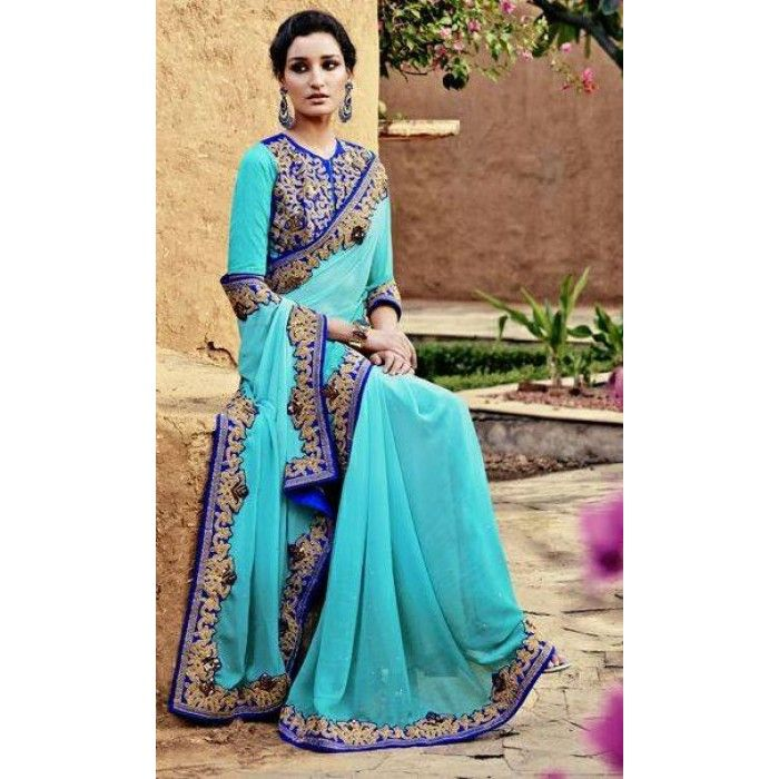 Rich Elite Designer Saree - 04