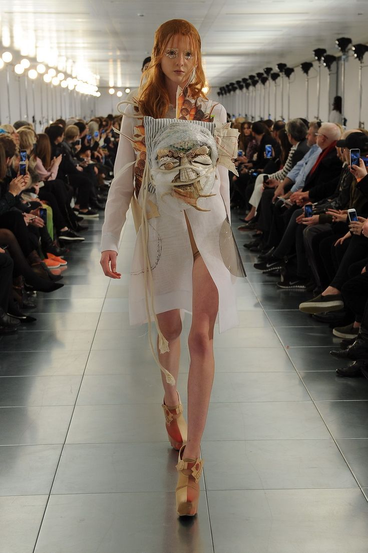 Maison Martin Margiela Spring 2015 Couture Runway ...