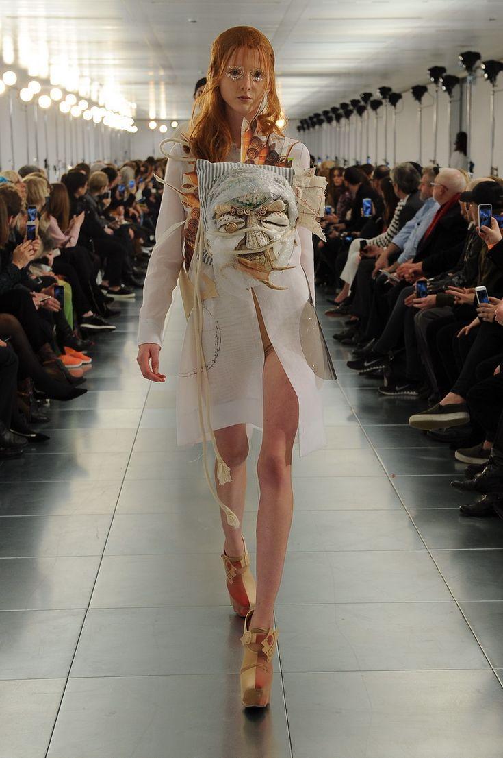Maison martin margiela spring 2015 couture runway for Maison martin margiela