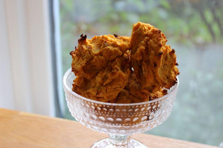 Disse ble så gode! Store, saftige og søte cookies med digg konsistens. Det er så gøy å teste ut n...