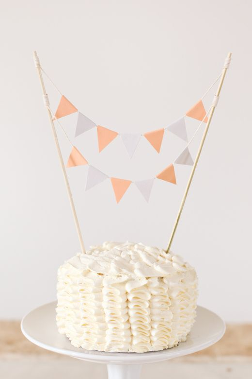 Cake toppers barefootstyling.com
