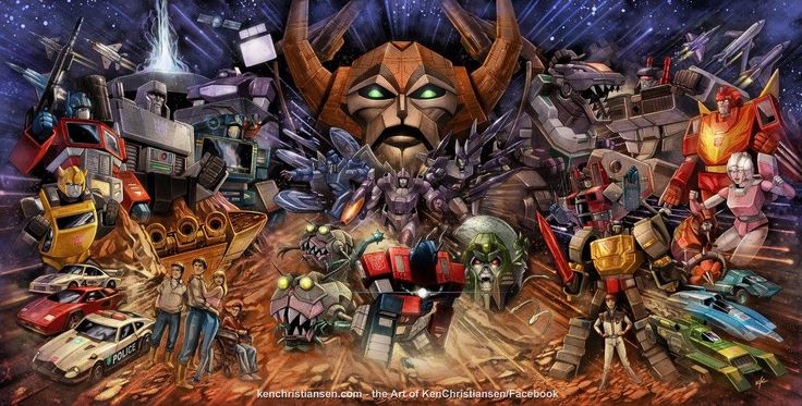 Transformers Generation One