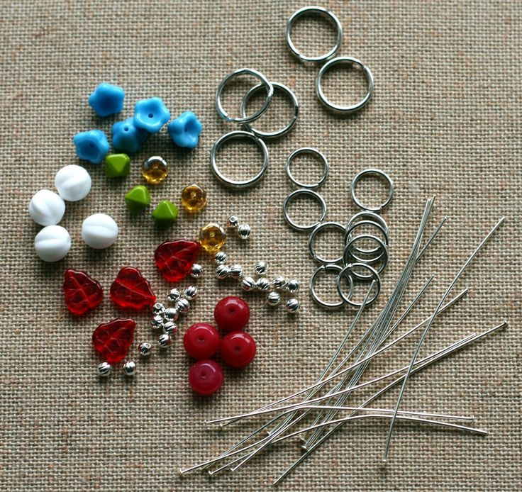 Knitting Markers Beads : Project beaded stitch markers this weekend