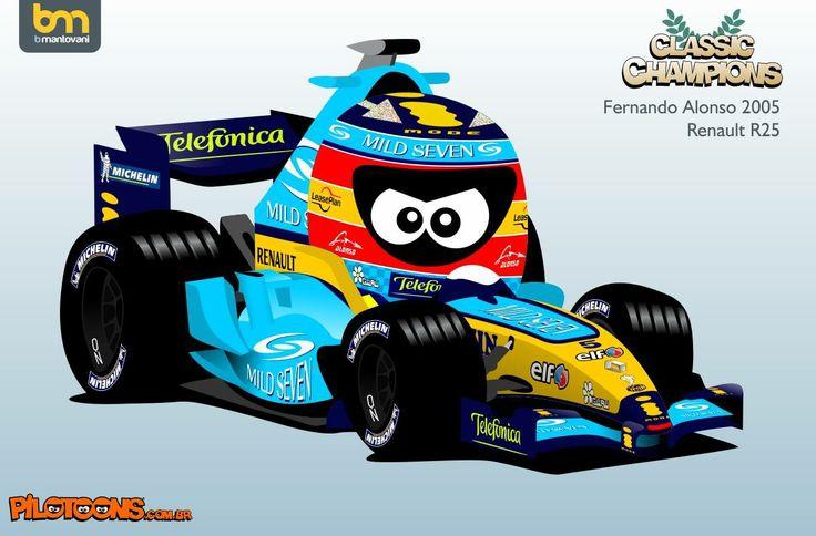 Alonso 2005