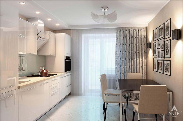 Дизайн квартиры в Клинцах, Россия