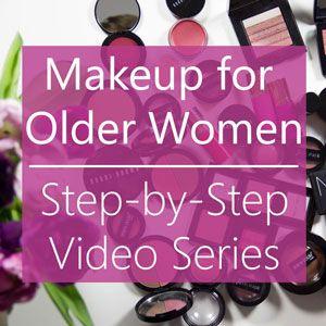 Makeup Tips for Older Women: Simple Techniques for Better Makeup Application