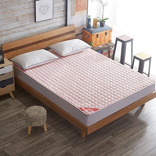 Sl Cl Tatami Mattress 1 8m Bed Linen 1 2m Dormitory Student Mattress Pad 1 5m Bed Double Foldable Cushion Mats Pink