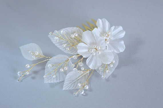 Bridal Hair Comb Wedding Headpiece Crystal Hairpiece