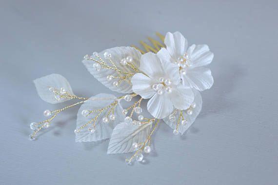 Bridal Hair Comb Wedding Headpiece Crystal Hairpiece