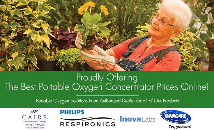 Medicare and portable oxygen concentrators what you need