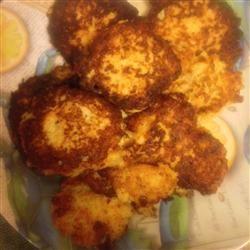 Cauliflower Fritters Allrecipes.com