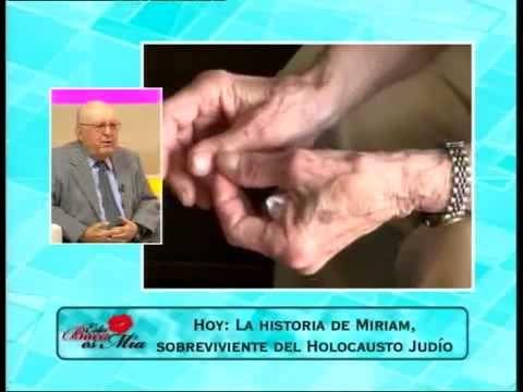 Sobrevivientes del Holocausto : Mirian Bek e Isaac Borojovich - Reportaj...