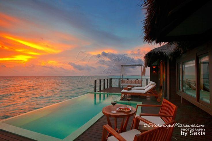 Zitahli Kuda-funafaru best maldives water Villas