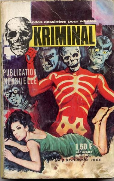 Kriminal magazine
