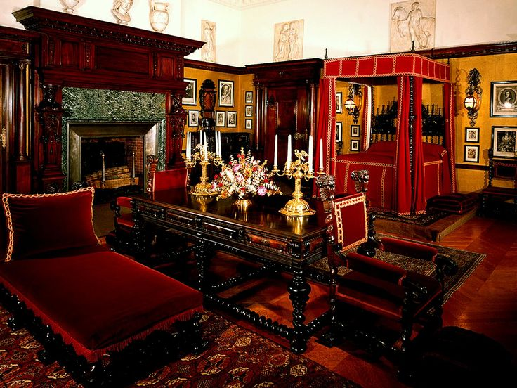 Mr Vanderbilt 39 S Bedroom The Biltmore Estate Pinterest Mansions Bedrooms And The O 39 Jays