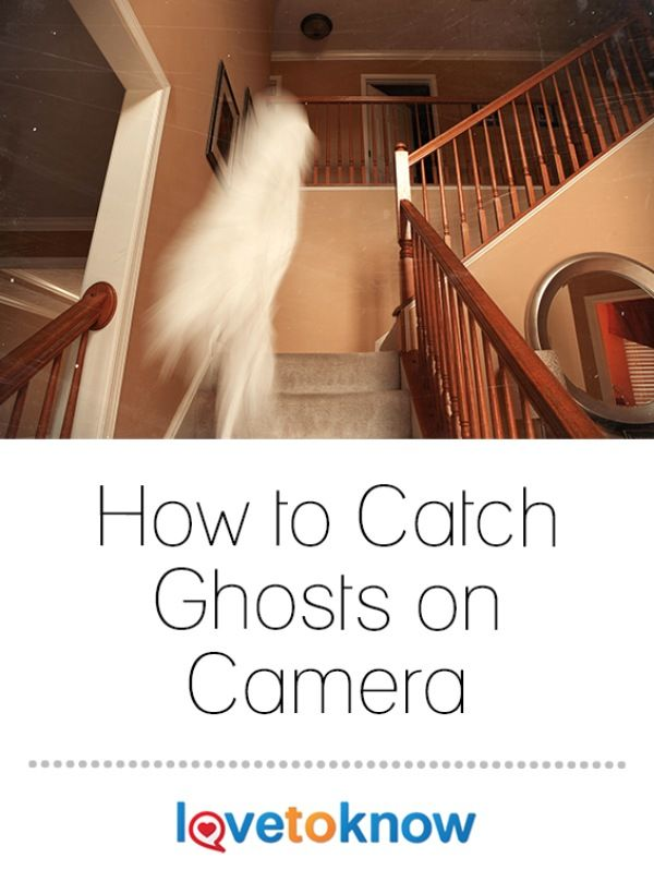 Although ghost hunting is nearly two thousand years old and dates to the first century, ghost photography is fairly young, circa 1861. Today, ghost photography remains an important tool for paranormal researchers because access to affordable cameras allows even the newest investigator to capture and view paranormal activity. | How to Catch Ghosts on Camera from #LoveToKnow