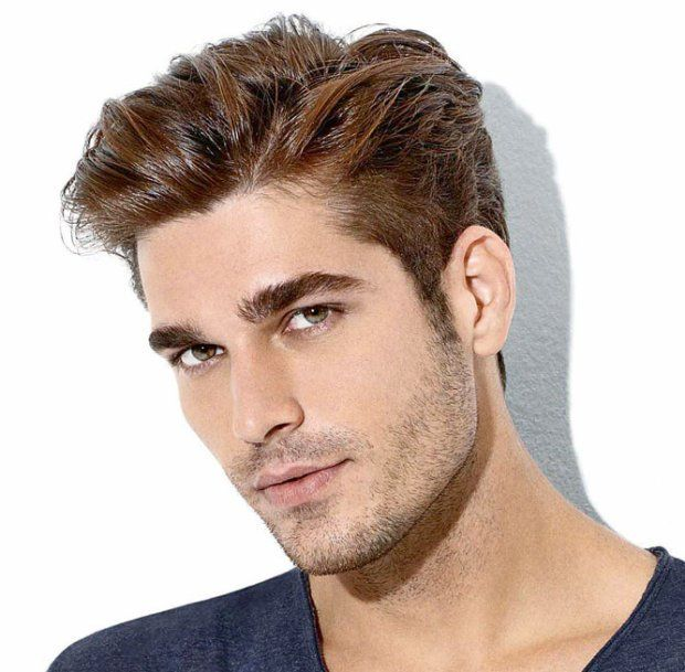 Boys Hairstyles funky hairstyle with short side for boys Find This Pin And More On Boys Haircuts By Shrinkntone