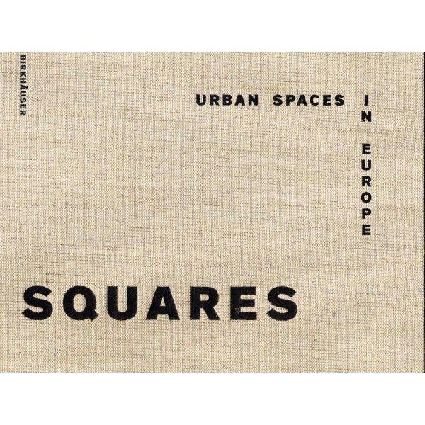 Squares urban spaces in Europe