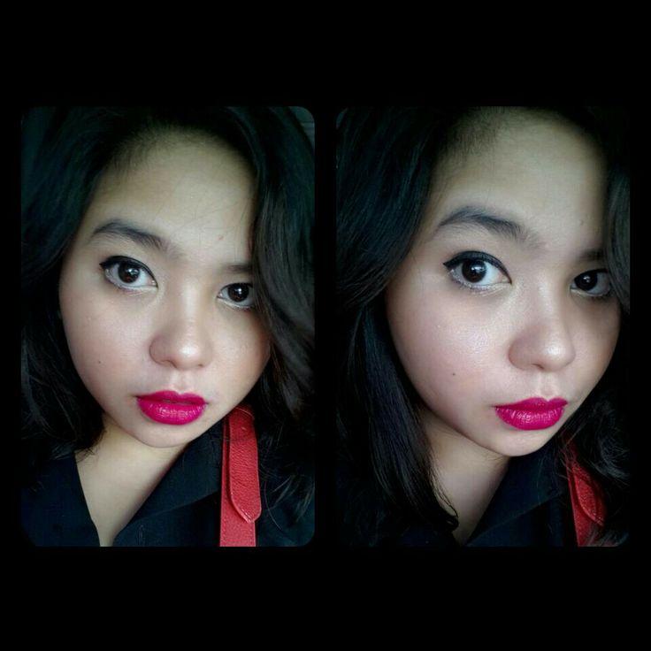 YSL lipstick..