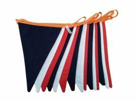 """SON vlaggenlijn """"Rood-wit-blauw"""". Voor een Hollands tintje."""